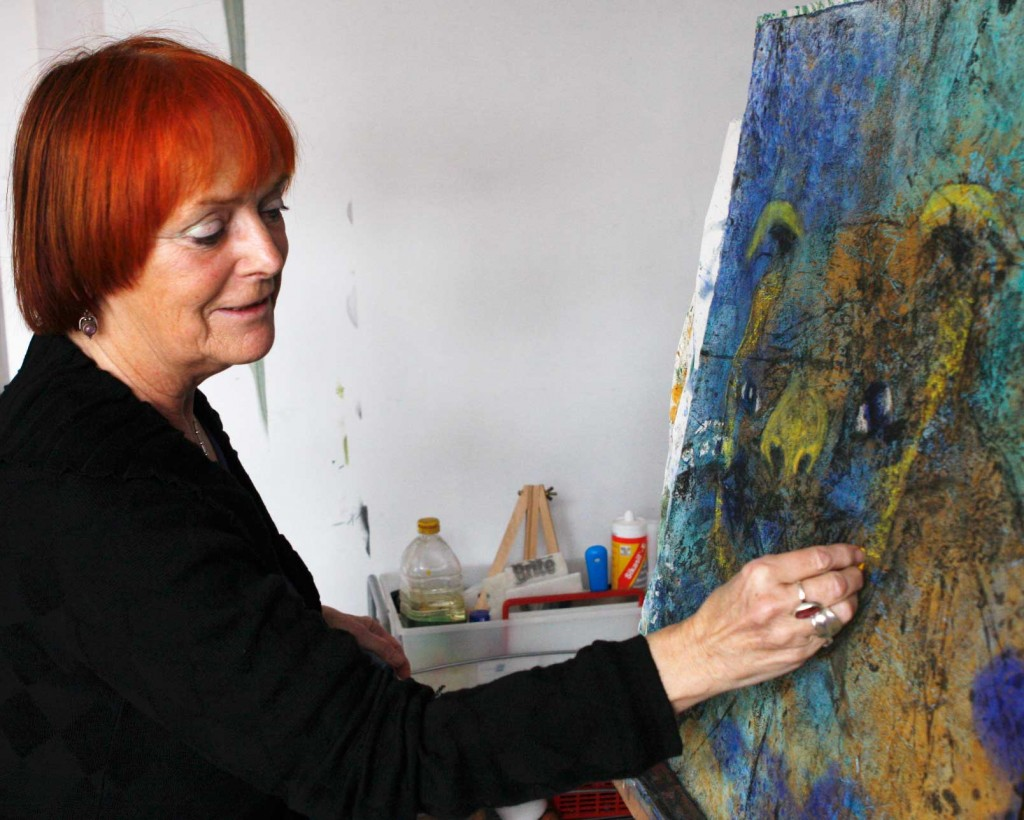 Lene Hassig Vilslev at work