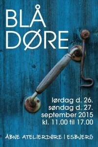 Blå Døre 2015